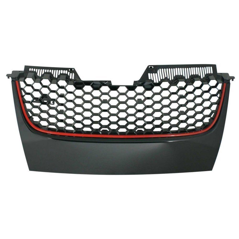 calandre jom sans sigle vw golf 5 look gti sp newconcept. Black Bedroom Furniture Sets. Home Design Ideas