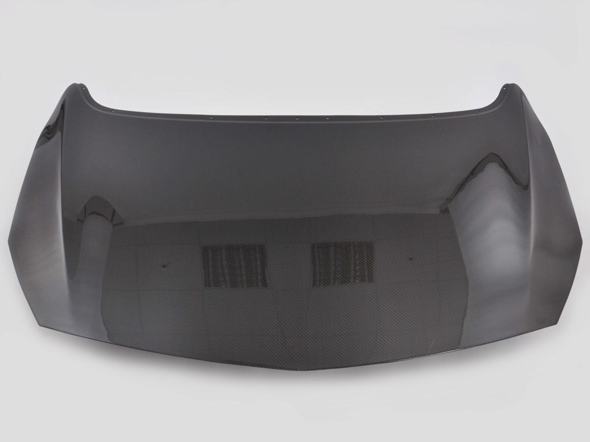 capot carbone fibre de carbone pour opel astra j bj 09. Black Bedroom Furniture Sets. Home Design Ideas