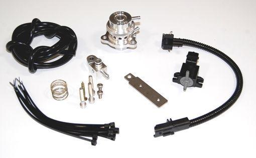 dump valve kit forge vacuum blow off thp 207 sp newconcept. Black Bedroom Furniture Sets. Home Design Ideas