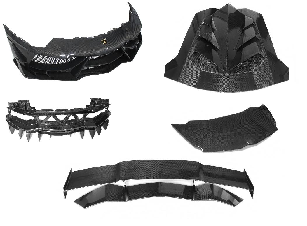 Body Kit Carbon Aventador Lamborghini Lp700 2011 2015 Sp Newconcept