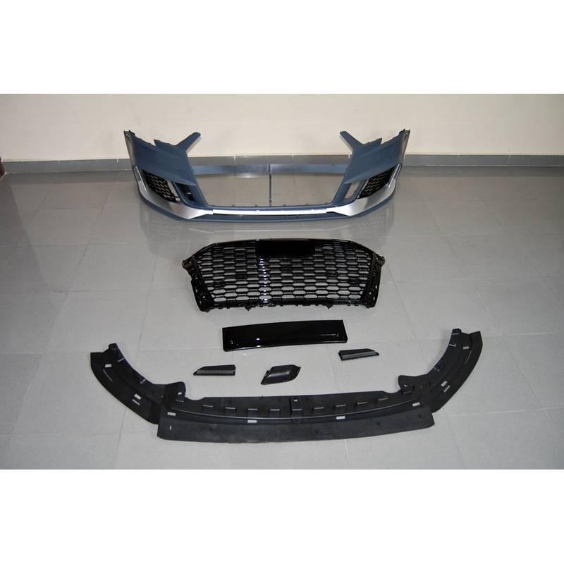 Front Bumper A3 8v Look Rs3 Sp Newconcept