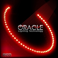 KIT Halo Oracle pour CAN-AM Syder 2007-2012 rouge LED SMD