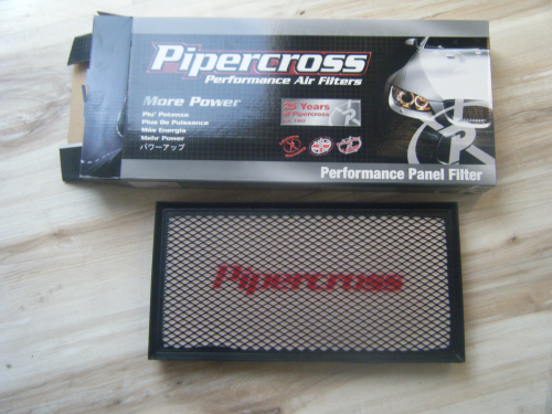 Filtre a air sport (hautes performance) PIPERCROSS Opel Astra G