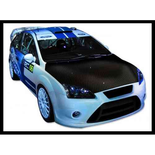 Pare choc avant ford focus 05 style rs