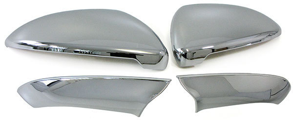 coques de r troviseurs chrom s 4 piece golf 7 sp newconcept. Black Bedroom Furniture Sets. Home Design Ideas