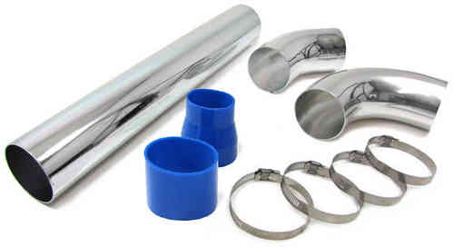 Kit tube d'alimentation Aluminium universel