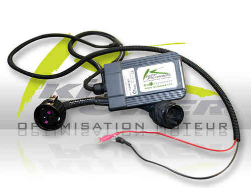 Boitier additionnel Kitpower pour Volkswagen Touran 2.0 TDI 140cv