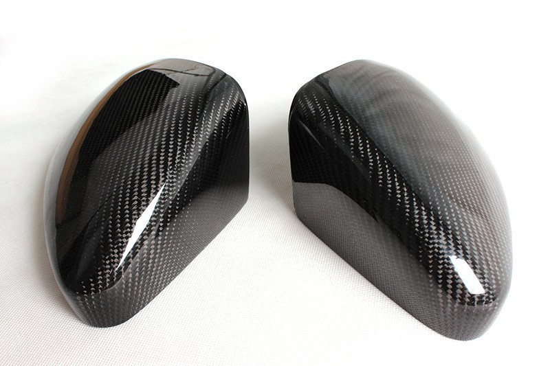 paire de coque de r troviseur carbone pour golf vii golf 7 sp newconcept. Black Bedroom Furniture Sets. Home Design Ideas