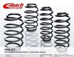 Lowering Springs Eibach Pro-Kit for Renault Megane Coupe 3