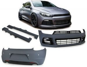 Kit carrosserie R-Line pour Vw Scirocco III
