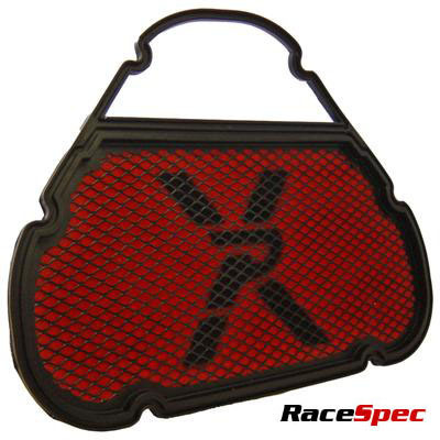 Filtre à air sport PIPERCROSS Racing pour Yamaha YZF R6 (1998-2002)