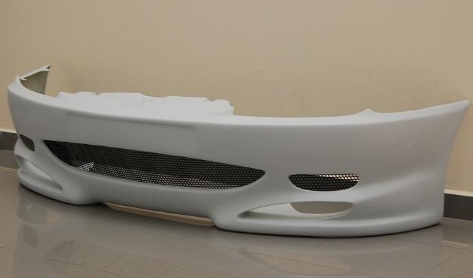 pare chocs avant peugeot 406 coupe avec grille sp newconcept. Black Bedroom Furniture Sets. Home Design Ideas