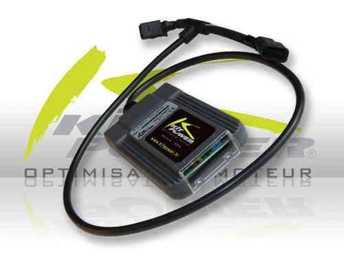 Boitier additionnel Kitpower pour Opel Astra G 2.0 DI Du 01/01/98 au 01/01/2004