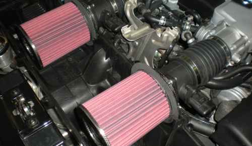 REPLACEMENT FILTER - BMC FOR AUDI R8