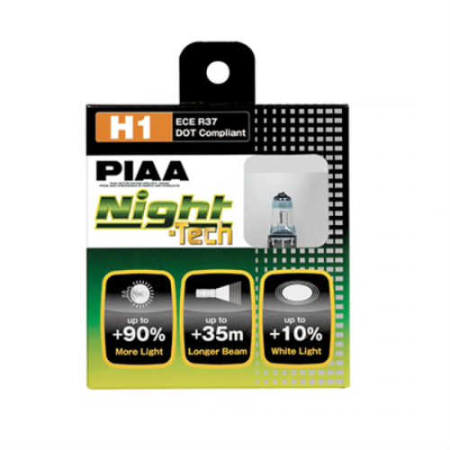 2 Ampoules H1 Night tech 3800K - PIAA