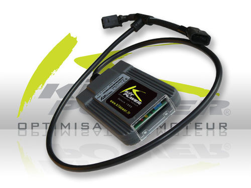 Boitier additionnel Kitpower pour Hyundai Santa Fe 2.2 CRDi Du 01/01/06 au 01/01/2012