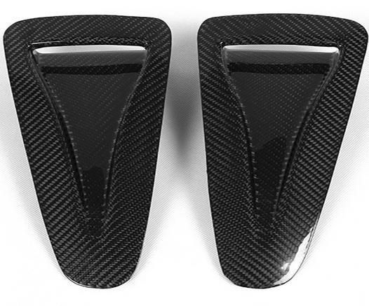 prise d 39 aire capot en carbone pour nissan gtr r35 sp newconcept. Black Bedroom Furniture Sets. Home Design Ideas