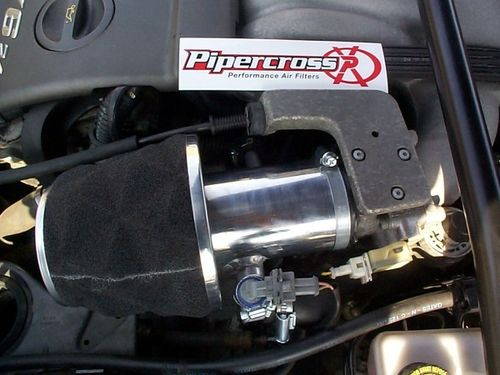 Kit admission direct inox (kad) Pipercross pour Peugeot 406 3.0 V6 190bhp (1997-2000)