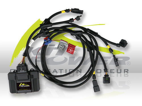 Boitier additionnel Kitpower pour Audi A4 2.0 TFSi Du 01/01/07 au 01/01/2015