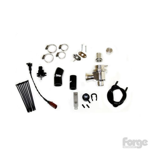 Kit dump valve à dépression (blow off) Forge Motorsport pour Audi S3 (8P) 2,0 TFSI. FMDV8PS3