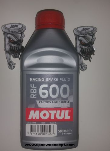 Brake fluid Motul RBF 600