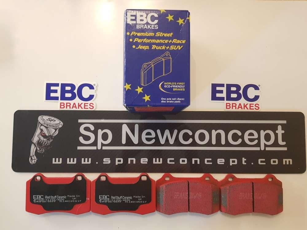 EBC Disques De Frein Avant BMW Mini Hatch Mk2 R56 1.6 Turbo Cooper S 06 /> 13