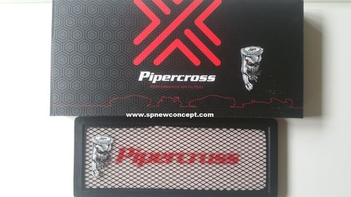 Pipercross sport air filter SEC for C4, C5, DS3, DS4, DS5, 3008, 207, 208, 308, 508, RCZ, MINI