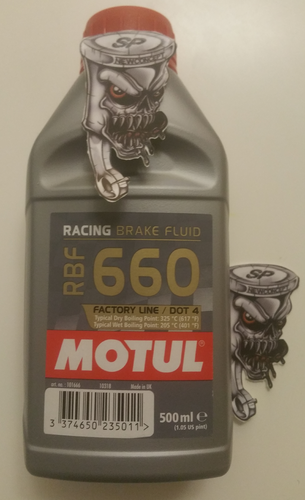 Motul Brake fluid RBF660