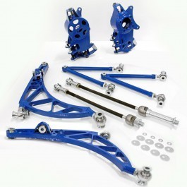 Kit Grand Angle Wisefab pour Mazda RX-8