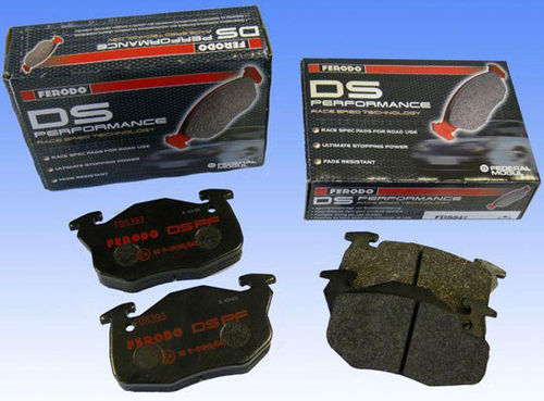 Brake pads Ferodo DS Performance, FDS1641