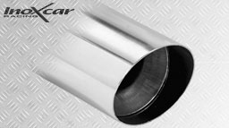 Rear silencer Tube InoxCar for Peugeot 406 COUPÉ 2.0 S16 1997>