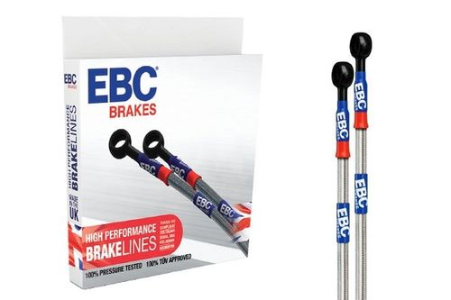 Jeu de 6 flexibles aviation EBC pour  FORD Focus Mk1 2.0 Turbo RS Années : 2002 à 2005 >