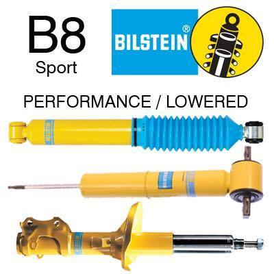 Front Bilstein B8 Front Shock absorber for Renault Megane 3 (Z) Coupe 2.0 RS, RS Cup from 2.10-