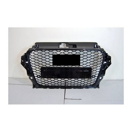 GRILLE AVANT AUDI A3 V8 LOOK RS3 2013-2015