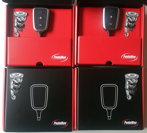 PedalBox + for FORD FIESTA 1.6 ST 182 cv