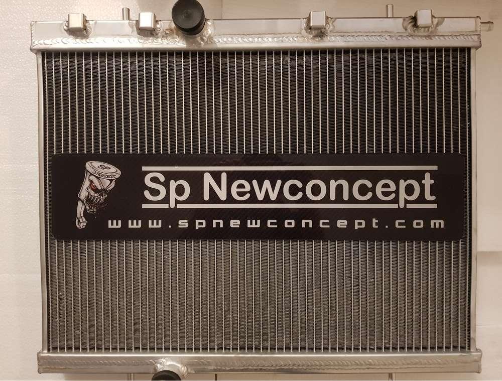 Radiateur de refroidissement Mitsubishi capuchon valve haute pression EVO