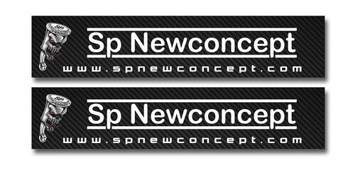 CACHES PLAQUES SP NEWCONCEPT