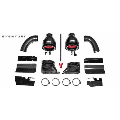 KIT D'ADMISSION CARBONE EVENTURI POUR AUDI RS4 /RS5 B8