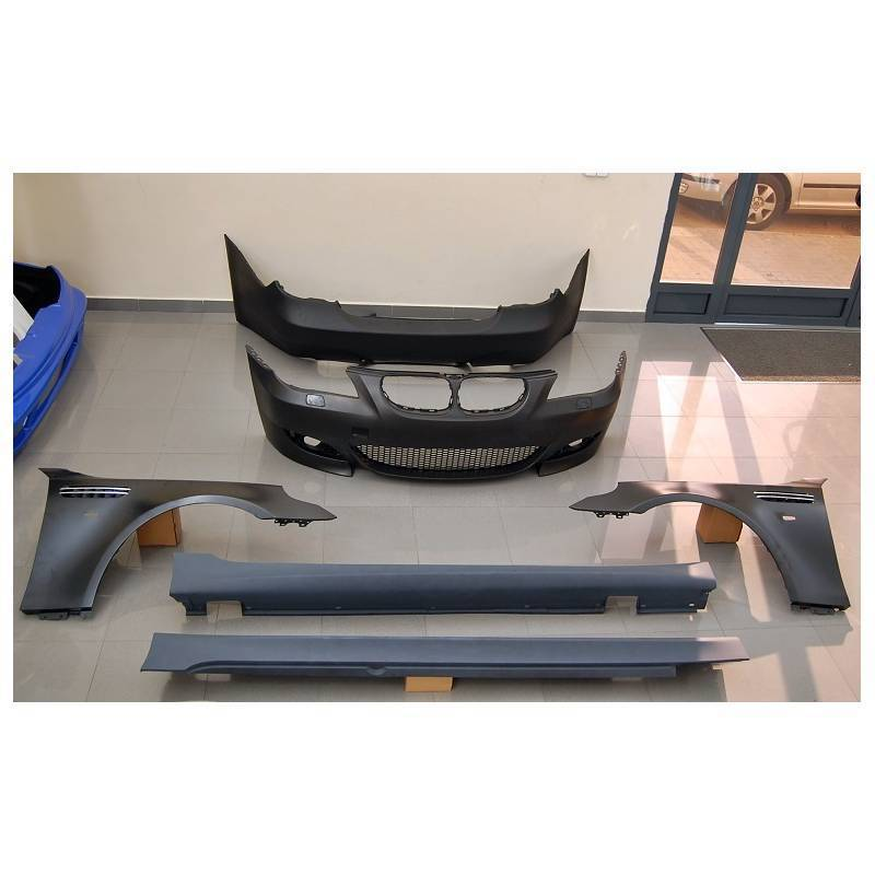 Body Kit Bmw E60 2004 2009 Look M5 Fenders Sp Newconcept