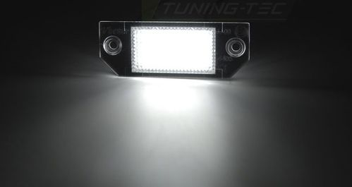 ECLAIRAGE DE PLAQUE LED Ford, C-MAX, Focus MK2