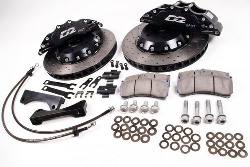 Big brake kits front D2 Racing