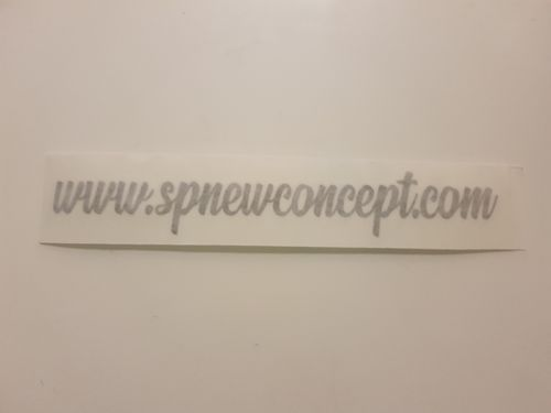 Sp Newconcept website sticker